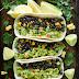Loaded Guacamole Vegetarian Tacos