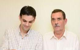 ... e do meu pai