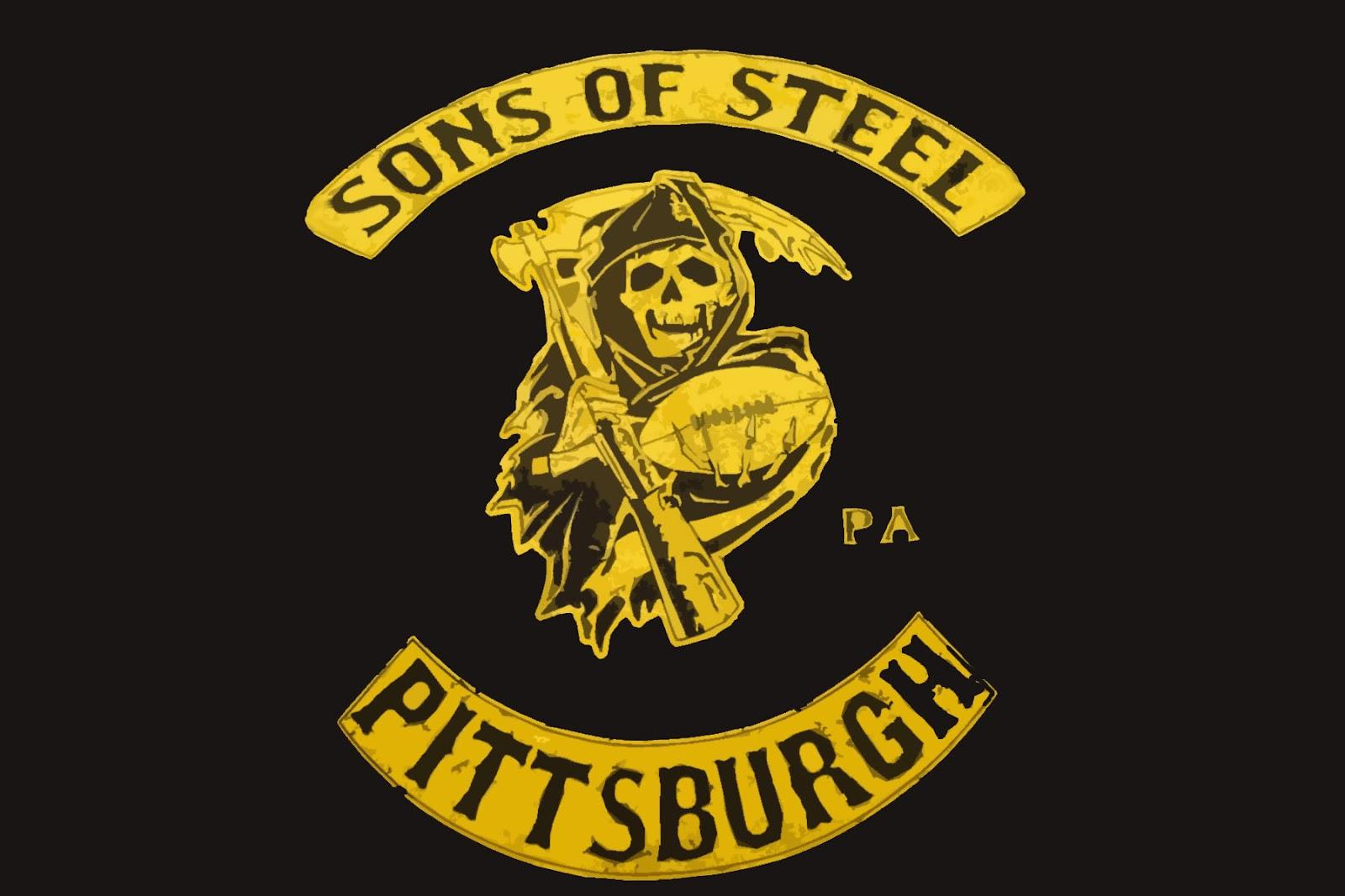 Football Wallpapers: Pittsburgh Steeler Wallpaper