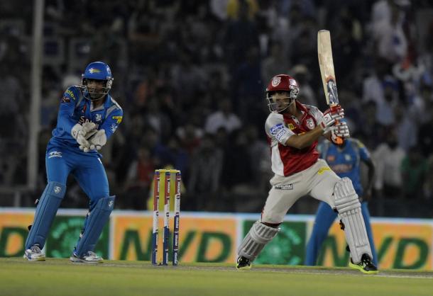 IPL 2013 29TH MATCH: KINGS XI PUNJAB VS PUNE WARRIORS PHOTOS