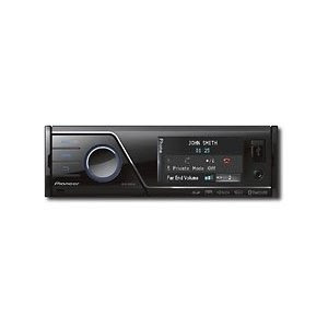 Pioneer MVH-P8200BT 4 x 50 Watts Multimedia AV Receiver