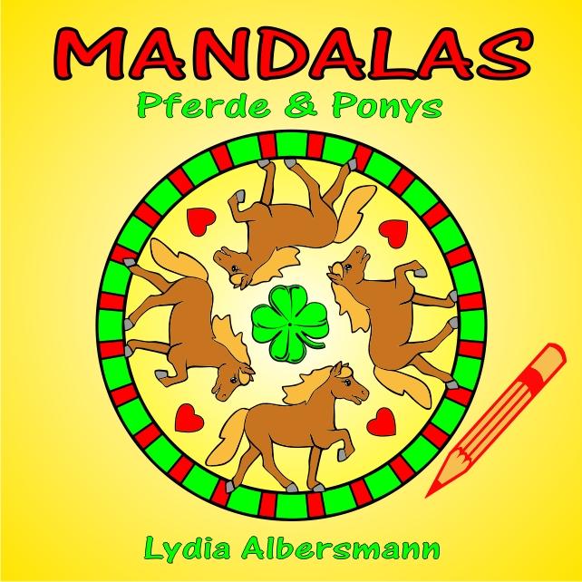 Mandala Einhorn Ausmalbilder - Ausmalbilder Mandala Pferde