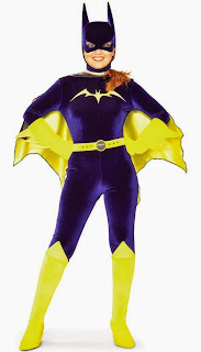 Gotham Girls DC Comics Batgirl Adult Costume: