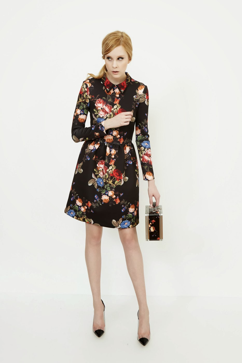 Erin fetherston fashion show Autumn/Winter 2018 Ready-To-Wear British Vogue