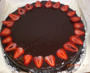belinda chocolate cake