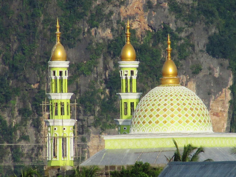 Kubah Masjid, Mosque dome