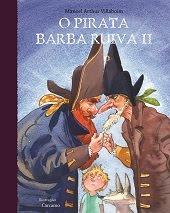 "Livro infantil ""O Pirata Barba Ruiva II"""