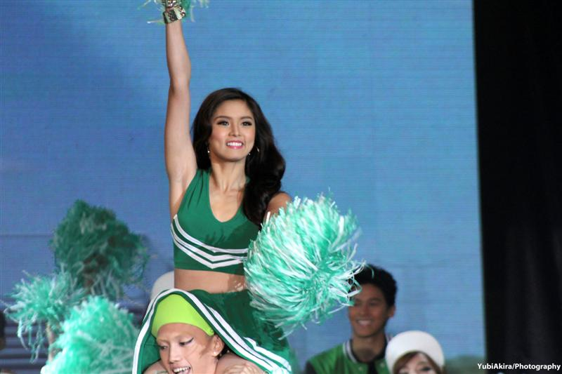 kim chiu hot and sexy cheerleader