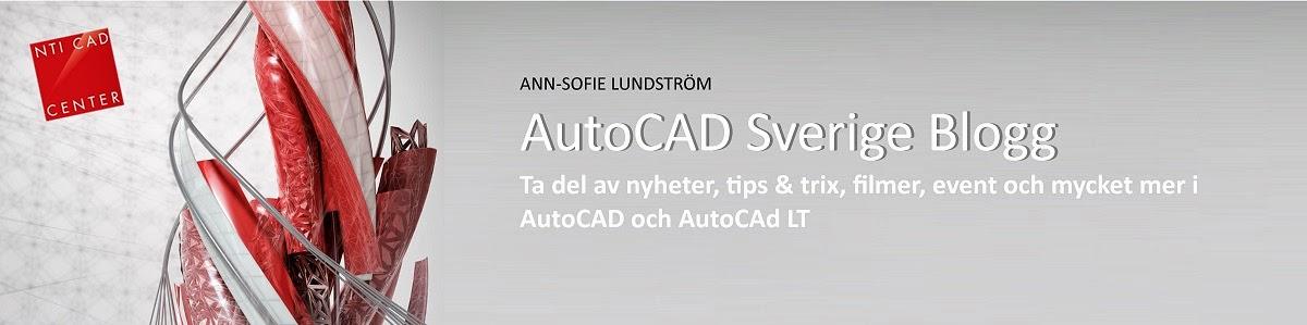 Fia´s AutoCAD/AutoCAD LT blogg