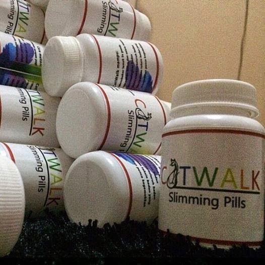 CATWALK SLIMMING PILLS