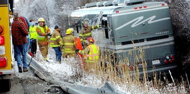 Weezer Bus Incident