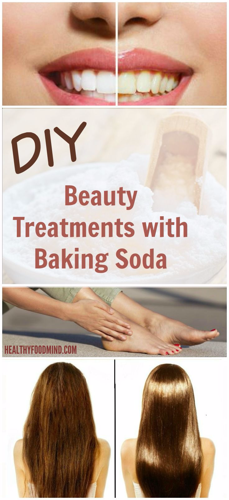 8 Natural and Effective Health and Beauty Tips with Baking Soda