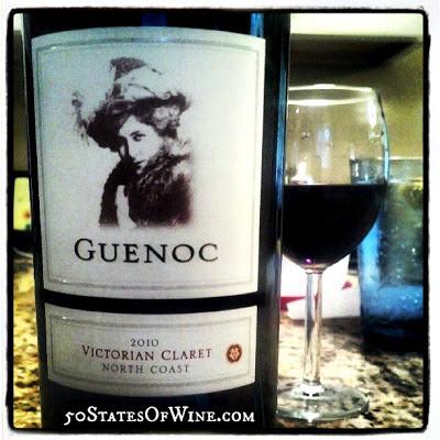 Guenoc Victorian Claret