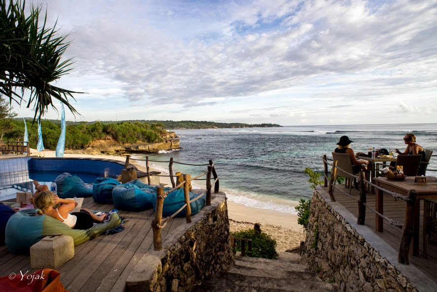 Secret Beach Lembongan