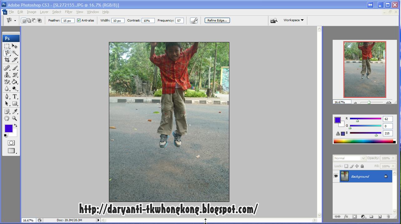 Adobe Photoshop CS3 full crack adalah sebuah software editing foto terbaik