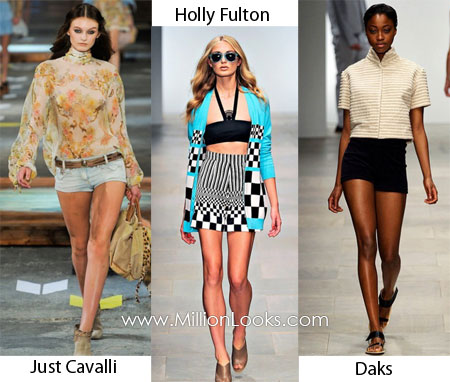 Minja Trifunović: Fashion Trends for Spring/ Summer ~ 2012