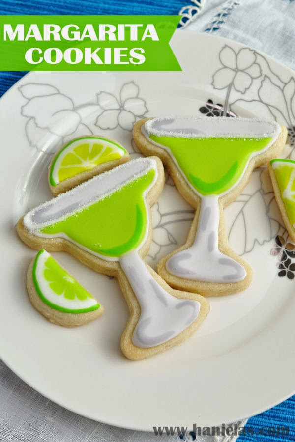 ... margarita cookies for your next summer party to make margarita cookies