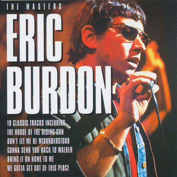 Eric burdon the masters 2015 320 60 s 70 s rock
