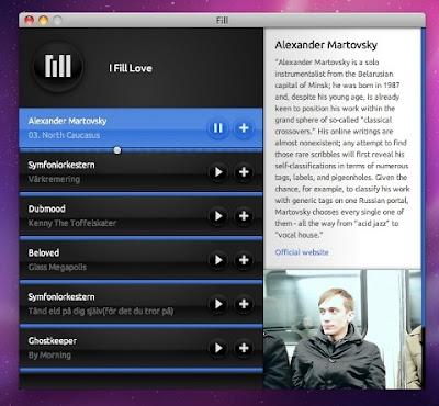 Download Fill za Mac OS X besplatni programi