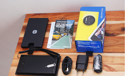 Full range of products Nokia Lumia 1020 .