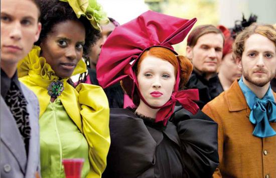 Prinzessin Paradox Panem Style Teil 2 Capitol Couture Nachstylen