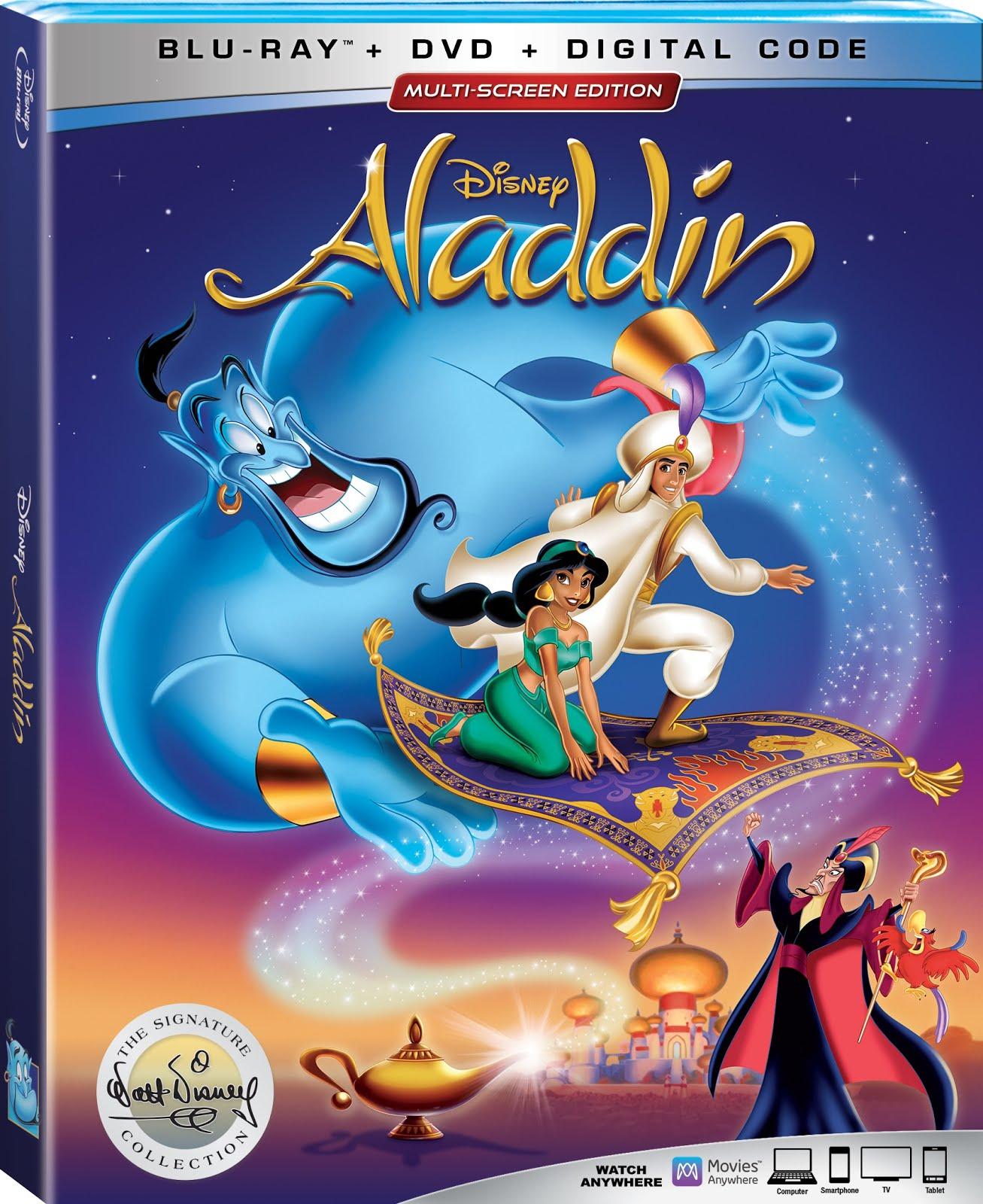 "Disney's ""Aladdin"""