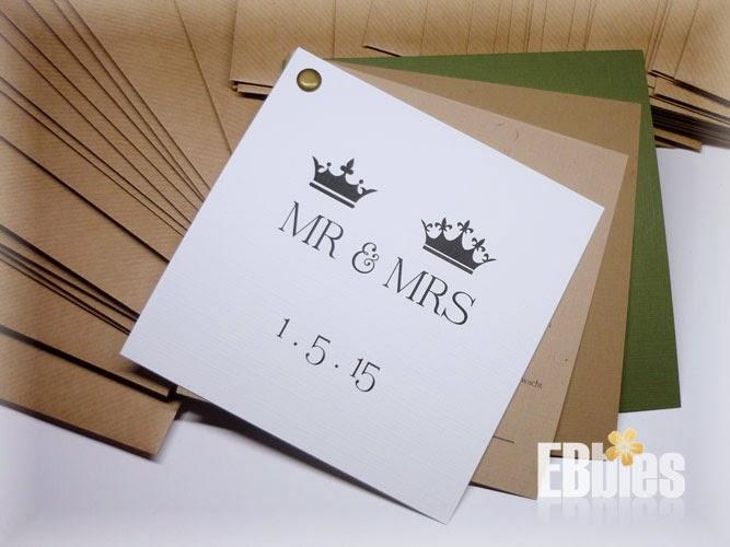 Ebbieskaarten huwelijksdag ingrid en arjan