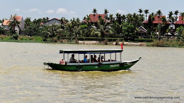 Hoi An est un site intéressant de visiter à Quang Nam
