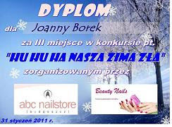zimowy dyplom