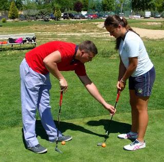 Golf Aranjuez Colegio Litterator