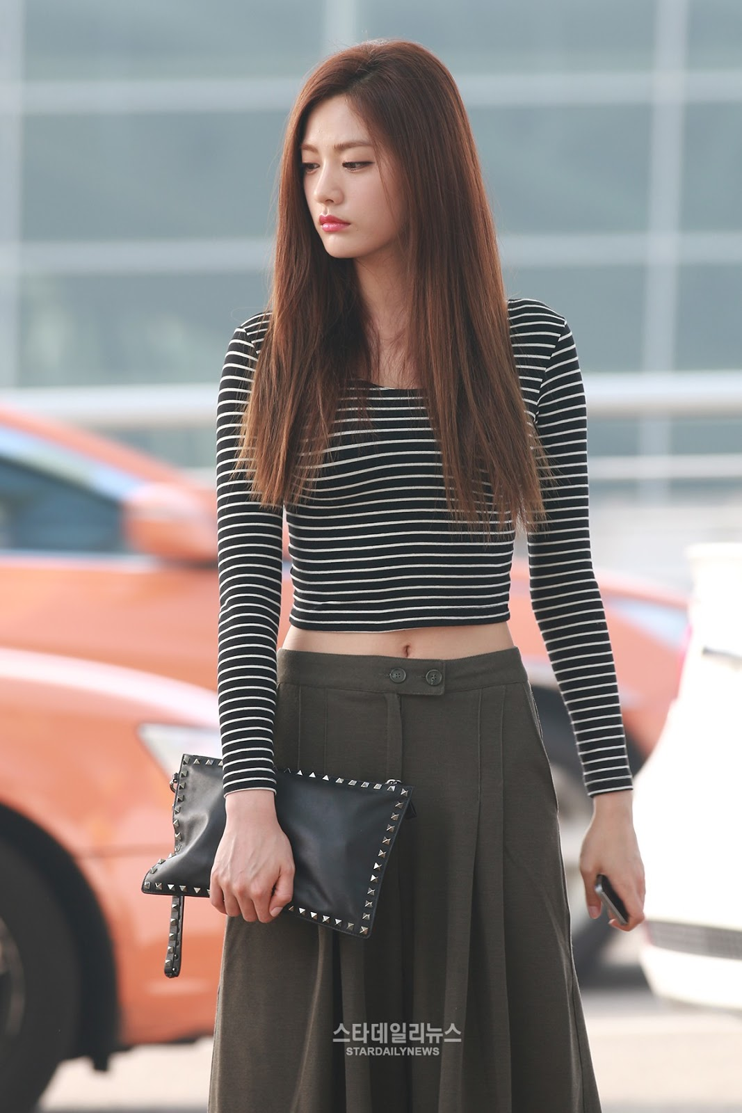 Nana's stylish elegant airport fashion! :: Daily K Pop ...