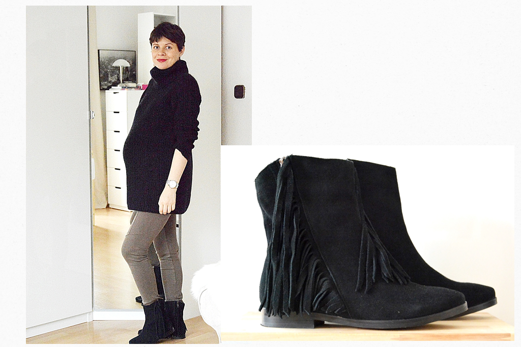 Fringe boots, black fringe boots Buffalo, Buffalo boots