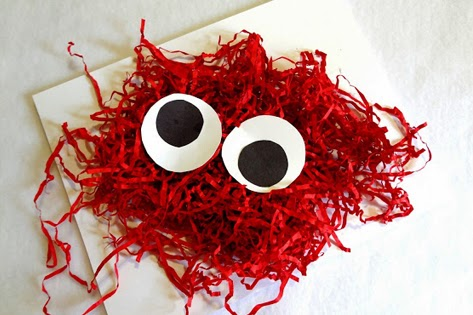 Easy Monster Craft for Kids