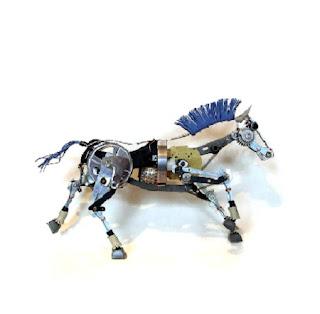 Esculturas de Material Reciclado, Arte y Ecoresponsabilidad