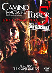 Camino Hacia el Terror 5: Final Sangriento / Camino Sangriento 5: Linaje Caníbal / KM. 666 5 Poster