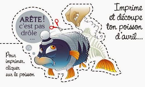 Mon oeil retour en helv tie poisson d 39 avril - Poisson d avril images gratuites ...