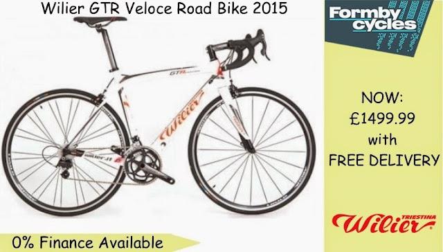 2015 Road Bike: Wilier GTR Veloce