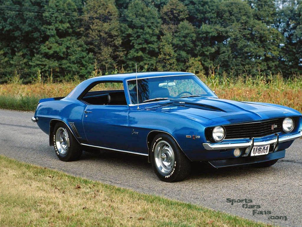 Z Muscle Cars Wallpapers