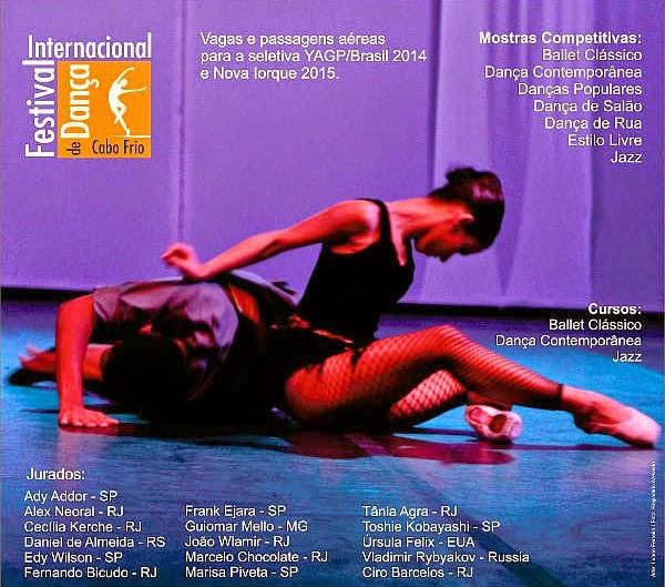 Festival Internacional de Dança de Cabo Frio