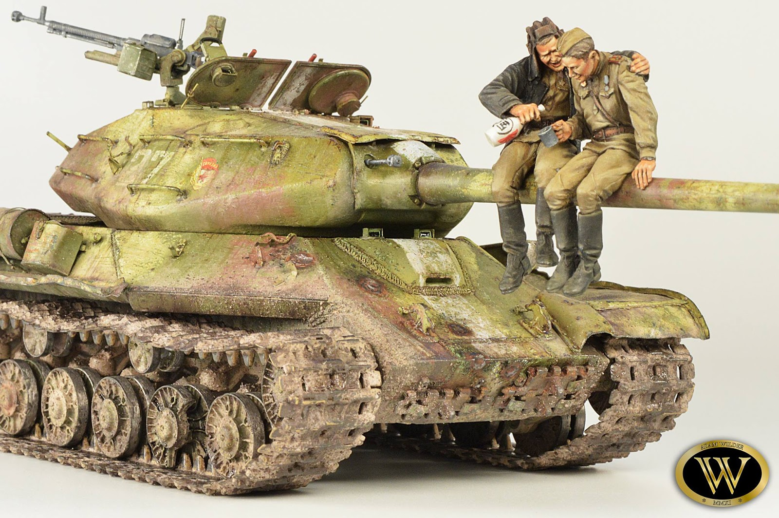 Man Cave With Tank : The man cave soviet is heavy tank protoype