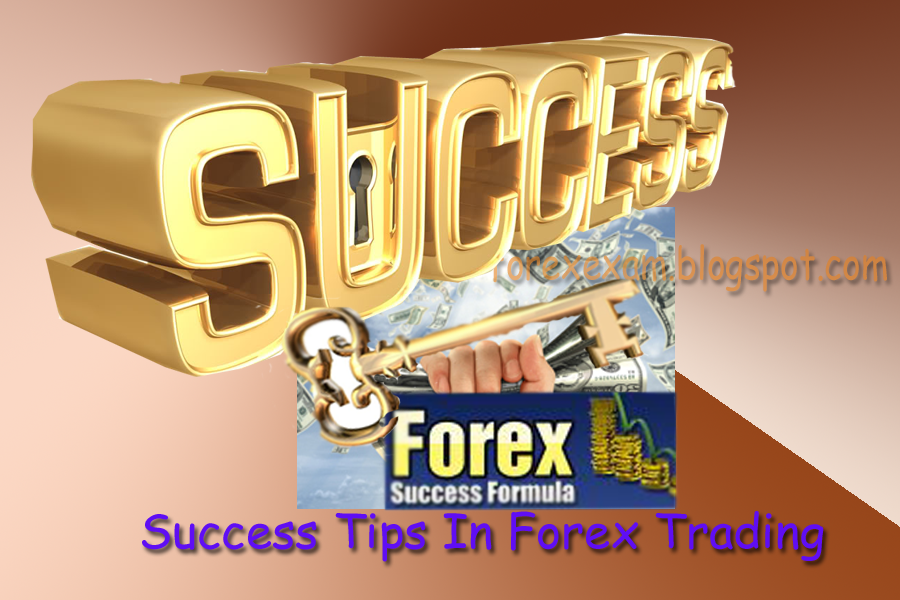 Success in forex blogspot