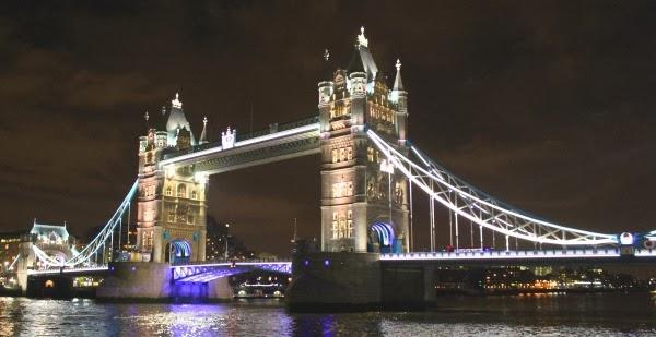 Weekend w Londynie