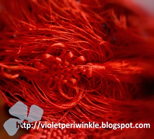 lunar new year prosperity knots