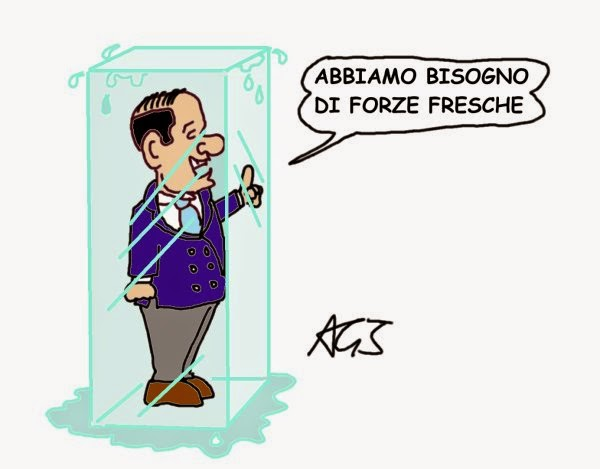 Berlusconi, forza italia,
