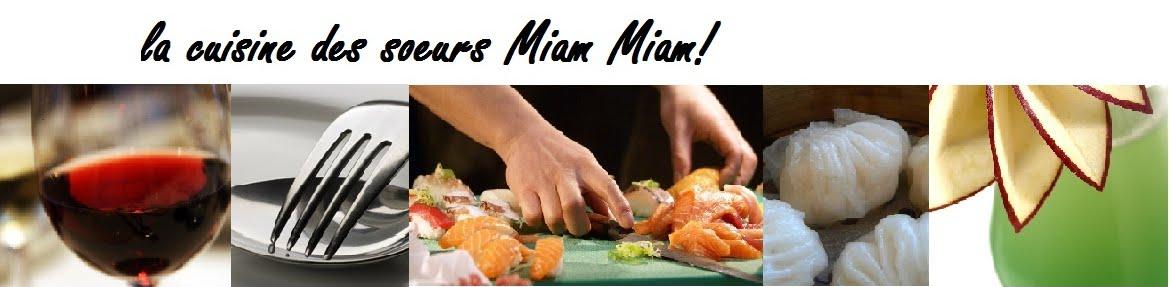 La cuisine des soeurs Miam Miam