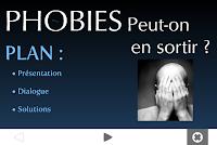 présentation dynamique prezi - support d'exposé sur les phobies