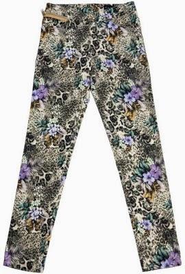 pantalones anticelulíticos BeautyK de Kleymac estampado floral