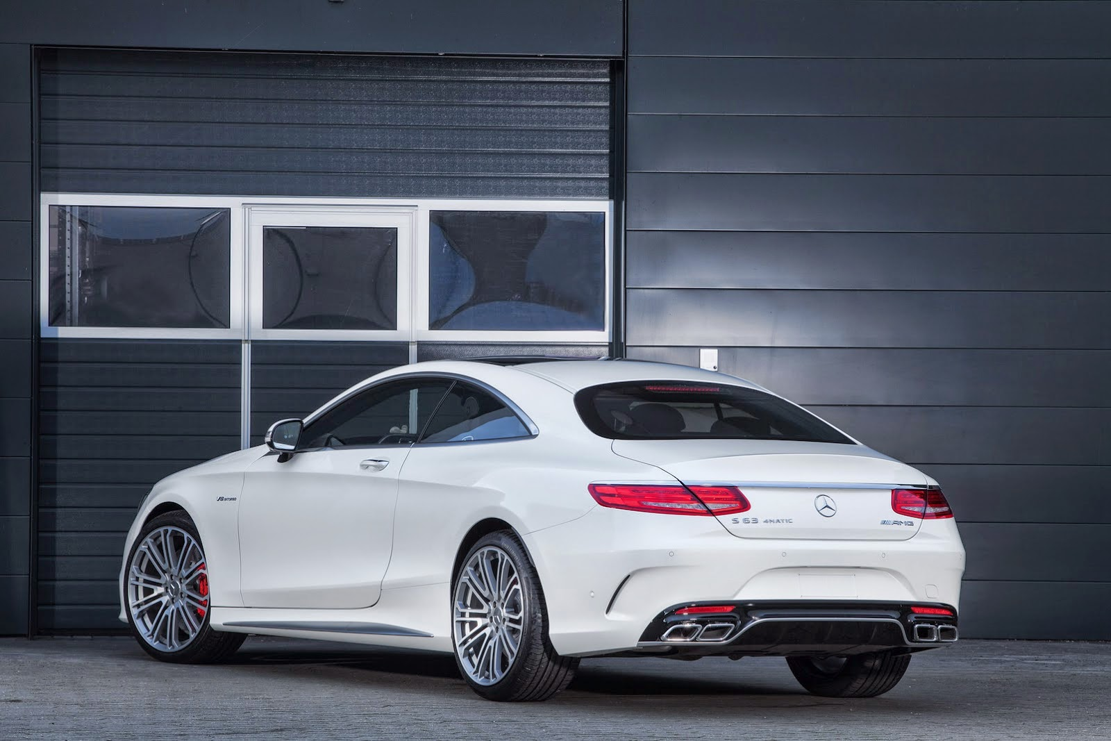 IMSA Mercedes-Benz S63 AMG Coupe