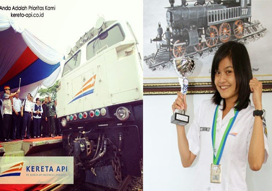 Lowongan Kerja BUMN, PT Kereta Api Indonesia