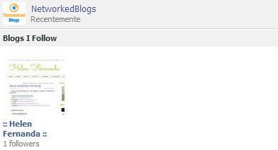 Blogs que segue